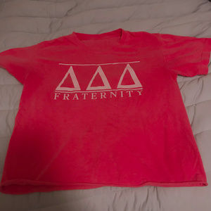 Tri Delta Comfort Colors T-Shirt